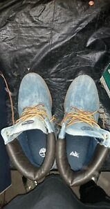 Used Timberland 6 jimmy jazz 21 savage denim With Original Box