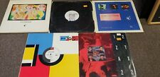 5 Frankie Goes To Hollywood Vinyl Record Lot Welcome to the Pleasuedome + Relax