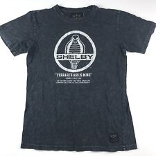 Wicked Quick Vintage Speed T-Shirt Size S Mens Shelby T-Shirt *Flaws* Limited Ed