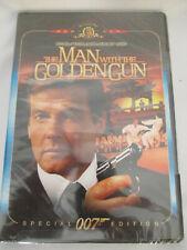 New The Man With The Golden Gun James Bond Widescreen DVD c