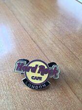 Hard Rock Cafe London Collectors Pin Badge Good Condition
