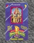 NIB 1994 Collect-A-Card Mighty Morphin Power Rangers Series 2 Trading Cards