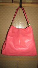 Women's COACH Madison Phoebe 24621 Pink Shoulder Bag Hobo