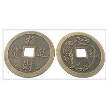 Pièces chinoises Feng-Shui – 46 mm – Lot de 20