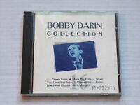 CD BOBBY DARIN - BOBBY DARIN COLLECTION (Hard to find Italian made release) Mack