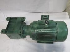 Teco PDH02504TE5N Electric Motor W/ Gear Reducer 25Hp 1765Rpm 575V 284T ! WOW !