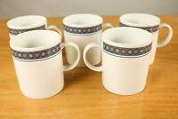 5 Kaffee Becher Thomas Porzellan Service Prima Moresco