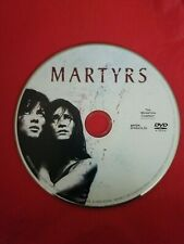 New listing Pascal Laugier's: Martyrs (Original French 2008 Film, Dvd) Disc Only