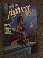 Nightcat - Softcover (1992) * Marvel Comics *