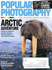 Popular Photography Magazine Arctic Adventure & 2015 Camera of the Year