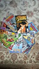 Tom Strong #1-13 with #1 Alex Ross Variant Alan Moore America's Best Comics