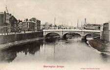 Warrington Printed Collectable Cheshire Postcards