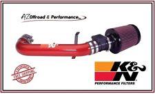 K&N 69 Series Red Typhoon Air Intake System 98-05 Mazda MX-5 & Miata 1.8L L4