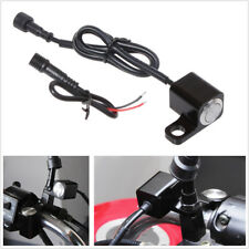 CNC Aluminum Alloy Motorcycle Handlebar Switch Headlight Hazard Fog Light ON/OFF