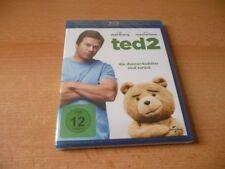 Blu Ray Ted 2 - 2015 - Mark Wahlberg - NEU/OVP