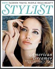 STYLIST Magazine Angelina Jolie  NEW