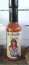 Heartbreaking Dawns 1841 Pear Apple Ghost Pepper Sauce,  Hot Sauce 5 oz