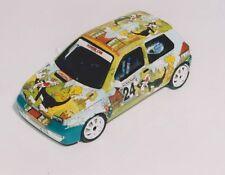 RENAULT CLIO Gr A PAPI GATTO RONDE AVIANO DECALS 1/43