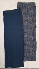 Faldas de mujer sin marca color principal azul