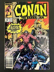 Conan #221 Marvel Comics 1989  Copper Age Sword & Sorcery