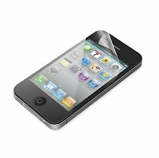 iPhone 4 iPhone 4s Screen Protector Screen Guard Transparent by Belkin 3 Pack