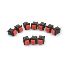 Quadratisches SPST Nonlocking Reset / Selbsthemmung drücken Taste Schalter ZP