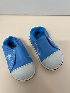Baby Fabric Crocs