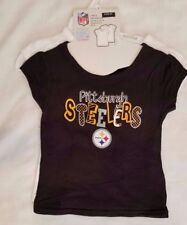 Pittsburgh Steelers NFL girls shirt sz 2T toddler NEW football gift present NWT