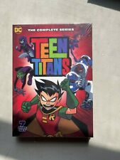 Teen Titans: Seasons 1-5 The Complete Series (Dvd, 7-Disc Set) Brand New Sealed
