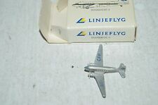 Aircraft of Line Schabak Linjeflyg Douglas 3 with Box Plane / Plano