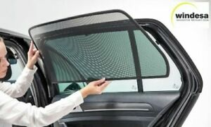 Sunshade blinds Complete Set Audi A6 (C8) Avant, 2018-