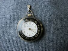 Vintage Endura Swiss Made 12 zodiac signs watch pendant for spare parts / repair