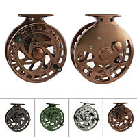 Aventik Fly Fishing Reel High Feet Center-Pin CNC machined Floating Fly Reel