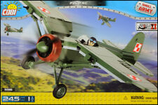 COBI PZL P.11c (5516) - 245 elem. - WWII Polish fighter aircraft