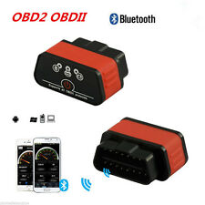 ELM327 OBD2 OBDII KW903 Bluetooth Car Code Reader Fault Diagnostic Scanner Tool
