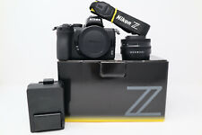 Nikon Z50 Mirrorless DX Camera (5,881 Shots Taken) w/ Nikon Z 16-50mm VR + Box