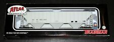ATLAS, THRALL 4750 COVERED HOPPER, #20 000 912, FIRST UNION RAIL - ROAD #483445!