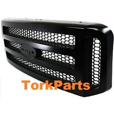 Brand New Black Grille Fits 2005 2006 2007 Ford F250 F350 F450 FO1200457