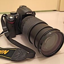 Camera NIKON D5000 12.3 MP + NIKKOR LENS AF-S DX 18-105 mm f/3,5-5,6 G ED VR NEW