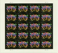 Celebrate Sheet of Twenty Forever Stamps Scott 4502