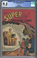 SUPER ADVENTURE COMIC #73  CGC NM 9.2   SINGLE HIGHEST CGC GRADE - BATMAN  1956