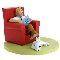 Tintin Dans Son Fauteuil Hergé Moulinsart 46404