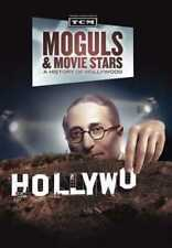 Moguls & Movie Stars: A History of Hollywood (3-Disc) NEW DVD