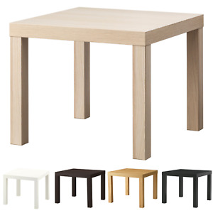 IKEA Lack Coffee Side Table - Home Office Furniture 55 x 55cm