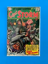 CAPTAIN STORM #18 DC COMICS 1967 FN