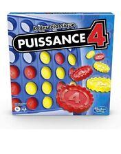 Hasbro Puissance 4 Jeu de Stratégie Société Version Française Idée Cadeau
