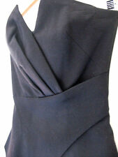 NWT Sass & Bide The Midnight Special Sexy Strapless Black Forest Gossip Dress 2
