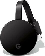 Google Chromecast Ultra 4K SEALED BRAND NEW IN BOX
