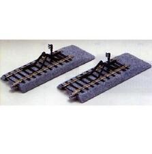 Kato 2-170 Rail Fin de Voie / Single Track Bumper 109mm 2pcs - HO