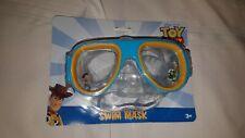 Toy Story 4 Child Swim Mask Goggles Disney Pixar Woody Buzz Adjustable Strap